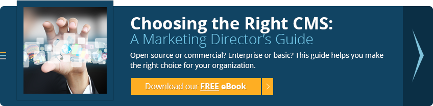 Choosing the Right CMS Ebook